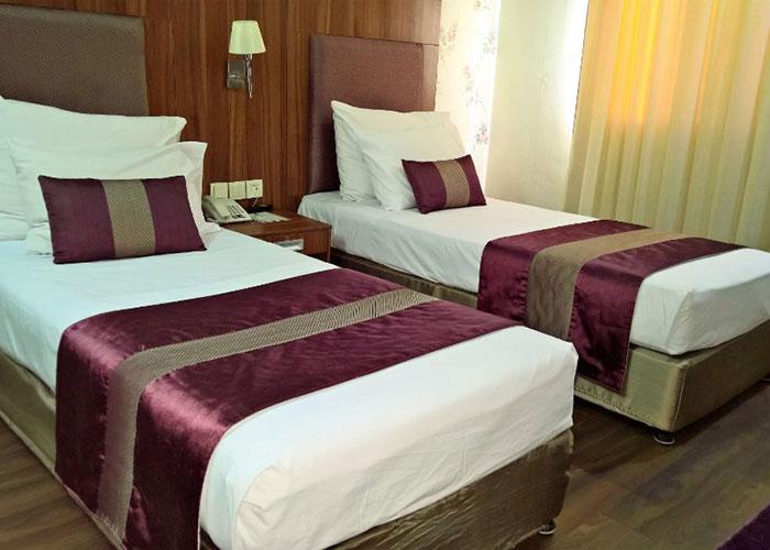 رویال سوئیت هتل پارسیان