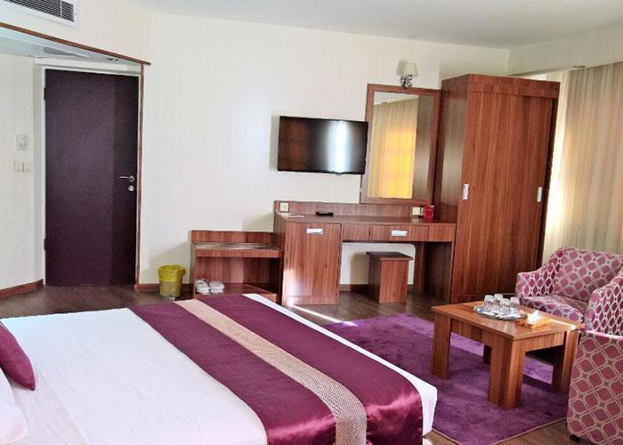 رویال سوئیت هتل پارسیان شیراز