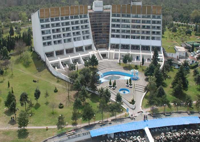 هتل پارسیان آزادی خزر