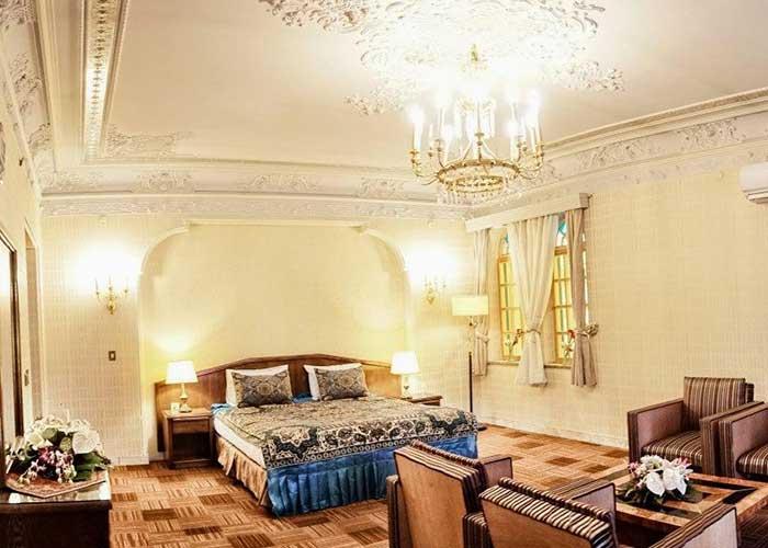تصاویر سوئیت جدید هتل صفائیه یزد