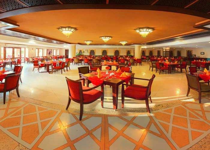 تصاویر رستوران هتل صفائیه یزد