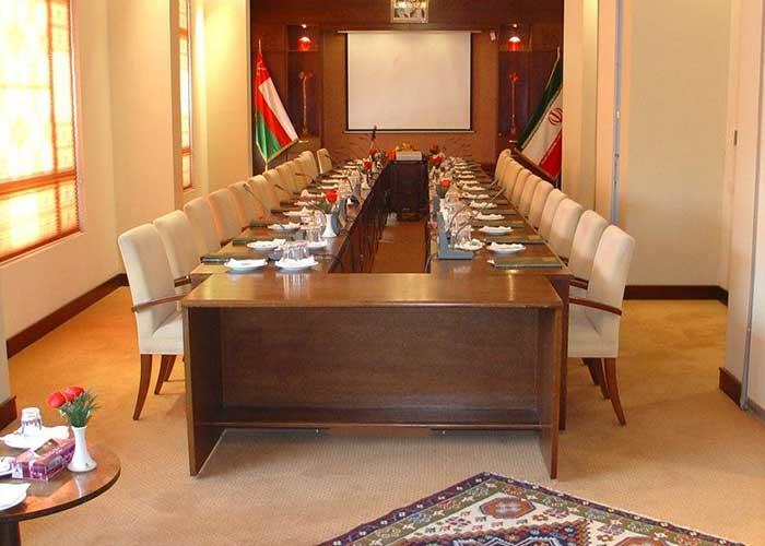 سالن کنفرانس نظامیه هتل صفائیه یزد