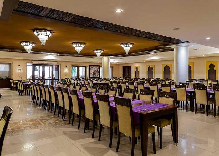 عکس رستوران هتل صفائیه یزد