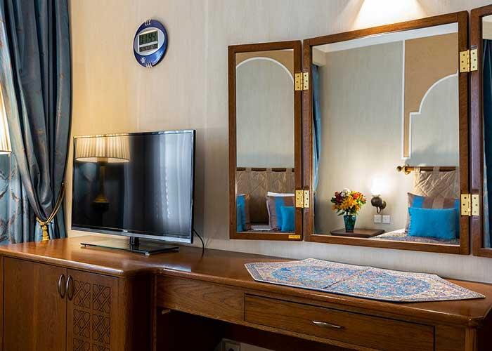 عکس اتاق جدید هتل صفائیه یزد
