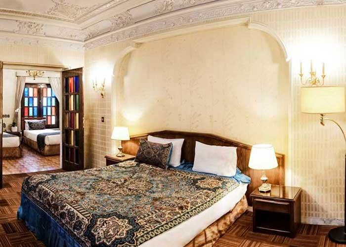 سوئیت جدید هتل صفائیه یزد