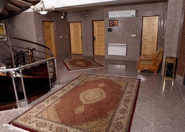 تصاویر هتل پارت اصفهان