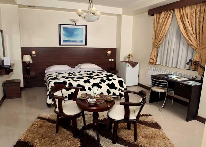 تصاویر اتاق هتل پارت اصفهان