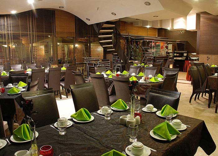 رستورران هتل پارت اصفهان