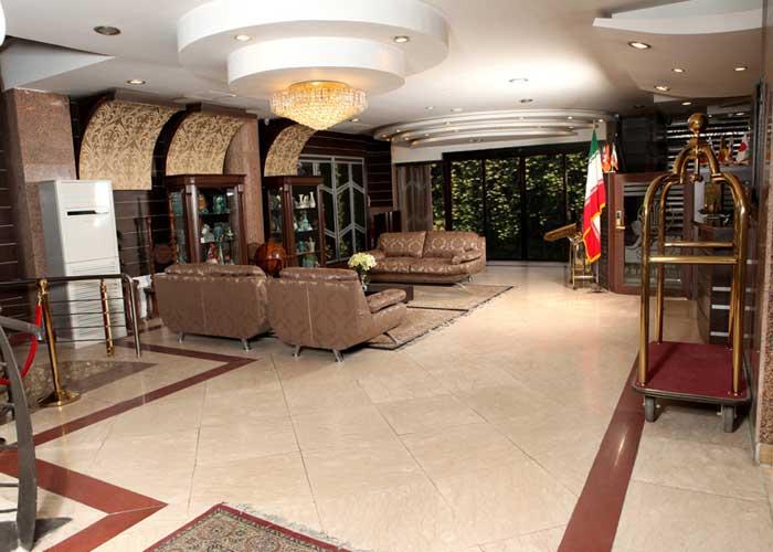 تصاویر لابی هتل پارت اصفهان