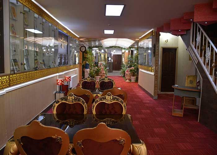 تصاویر لابی هتل آپارتمان هخامنشیان پارتاک اصفهان