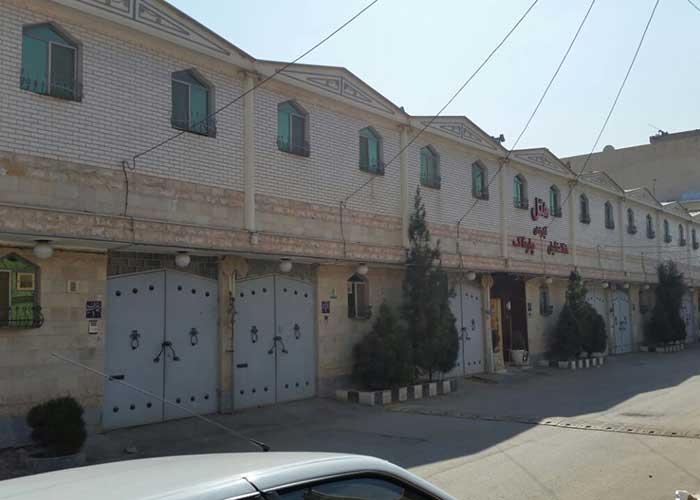 تصاویر هتل آپارتمان هخامنشیان پارتاک اصفهان