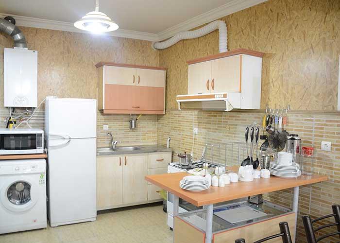 تصاویر سوئیت های شمالی هتل آپارتمان هخامنشیان پارتاک اصفهان
