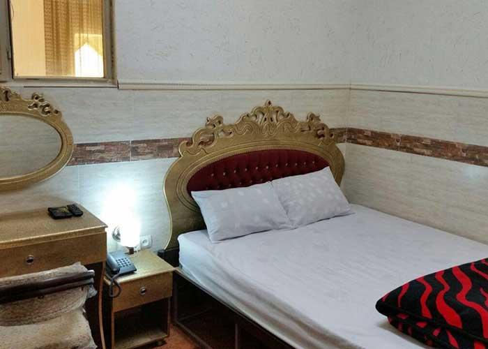 تصاویر اتاق دو تخته هتل آپارتمان هخامنشیان پارتاک اصفهان