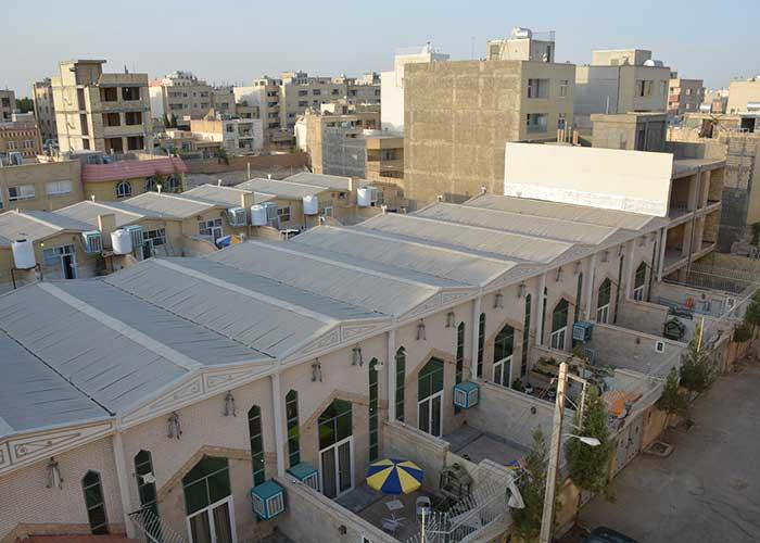 عکس  هتل آپارتمان هخامنشیان پارتاک اصفهان