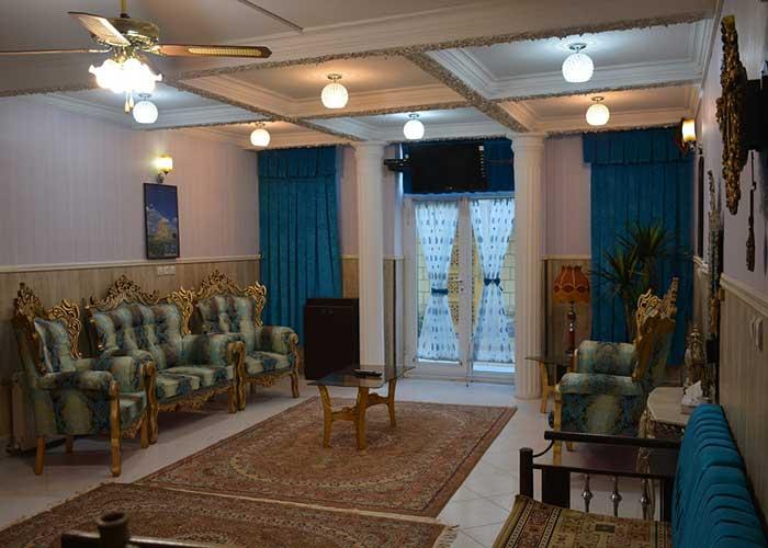 تصاویر سوئیت های جنوبی هتل آپارتمان هخامنشیان پارتاک اصفهان