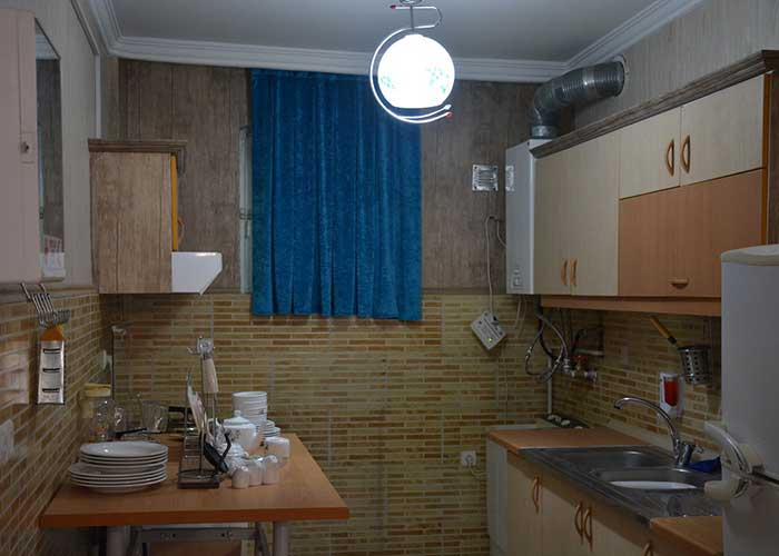 عکس سوئیت های جنوبی هتل آپارتمان هخامنشیان پارتاک اصفهان
