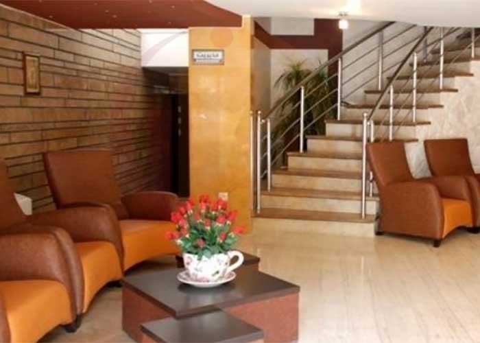 تصاویر هتل پارتیکان اصفهان