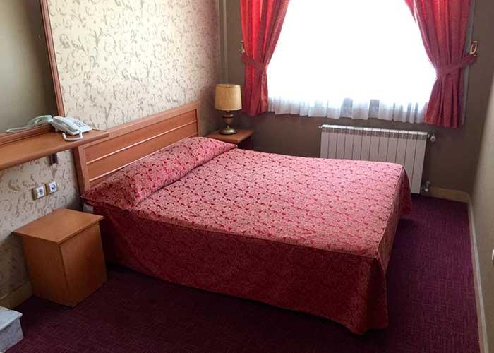تصاویر اتاق هتل پاسارگاد تهران