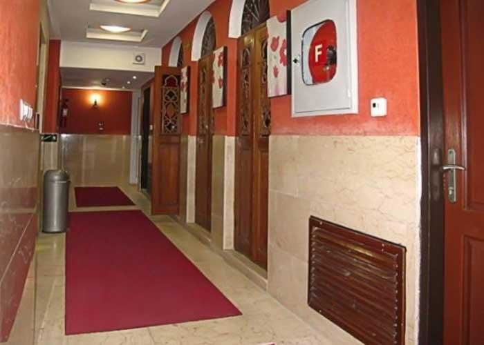 هتل آپارتمان پاسارگاد بوشهر