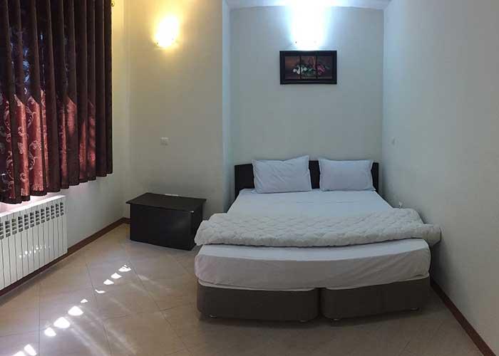 اتاق دو تخته دبل هتل پدرام سرعین