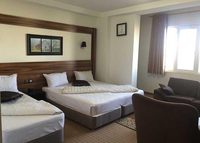 تصاویر اتاق هتل پدرام سرعین