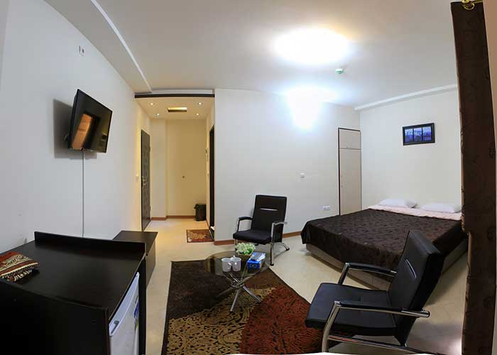 اتاق هتل پدرام