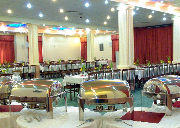 عکس رستوران هتل پرسپولیس شیراز