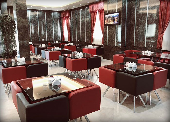 کافی شاپ هتل پرسپولیس شیراز