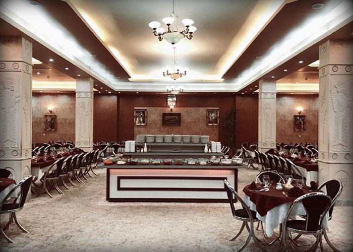 عکس رستوران هتل پرسپولیس