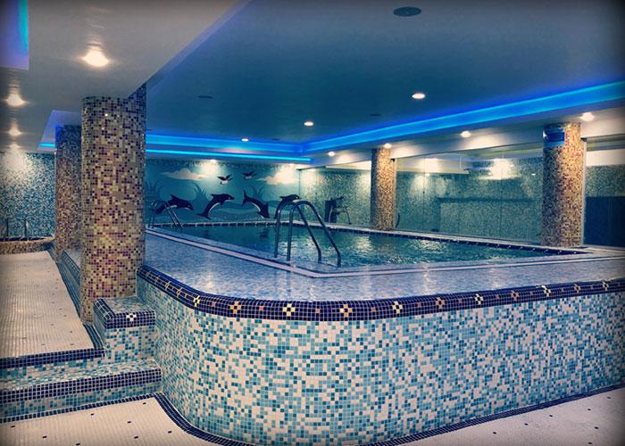 تصاویر استخر هتل پرسپولیس شیراز