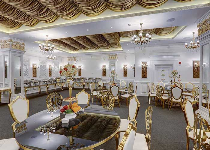 رستوران هتل  پرشین پلازا تهران