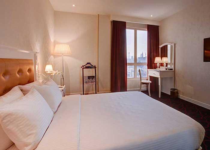 اتاق دو تخته دبل هتل  پرشین پلازا تهران