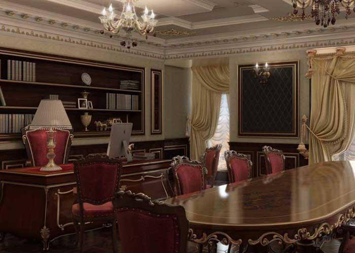 سوئیت لاکچری هتل  پرشین پلازا تهران