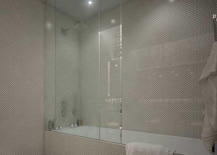 سرویس حمام اتاق هتل  پرشین پلازا تهران
