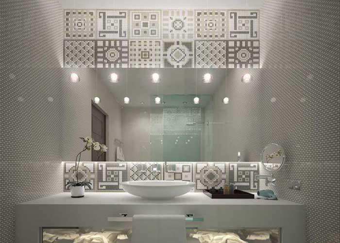 سرویس روشویی داخل اتاق هتل  پرشین پلازا تهران