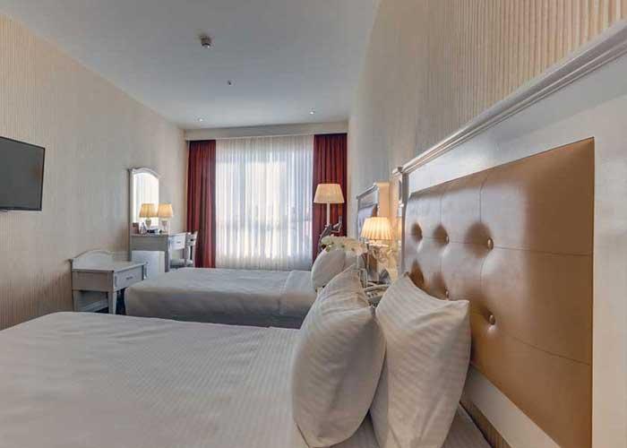 اتاق دو تخته هتل  پرشین پلازا تهران