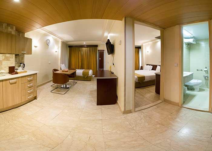 سوئیت رویال هتل پیروزی اصفهان