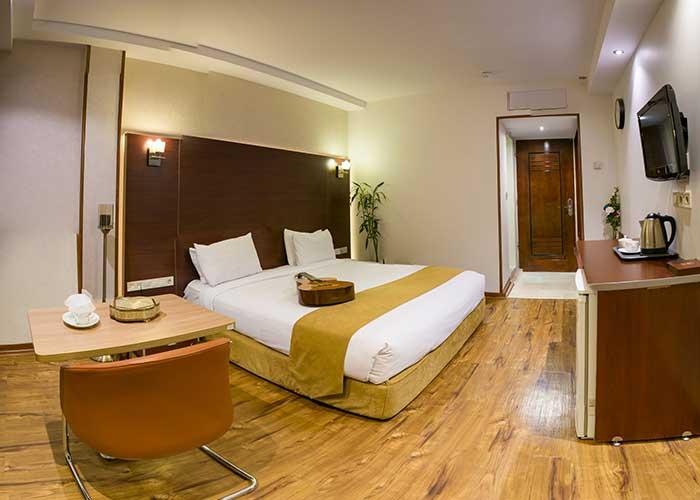 دو تخته دبل هتل پیروزی اصفهان