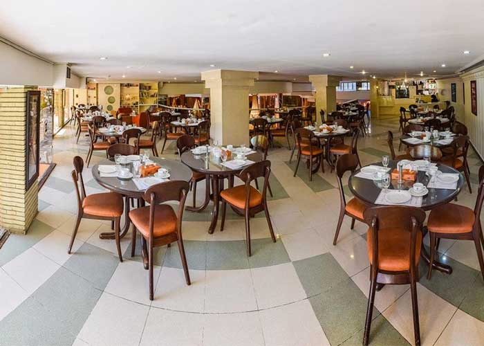 عکس رستوران هتل پیروزی اصفهان