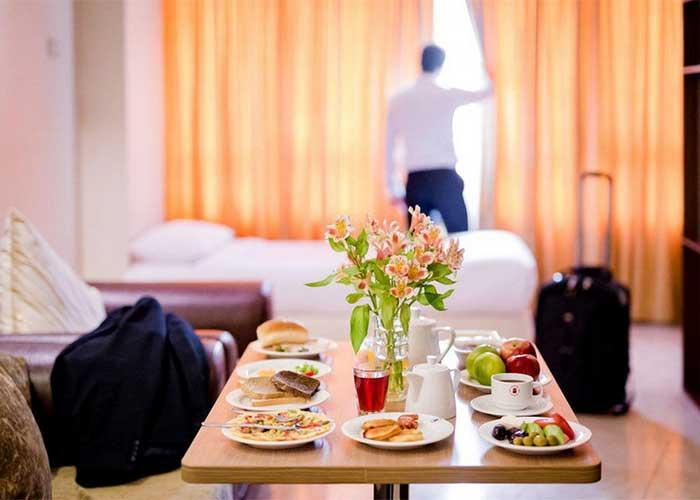 عکس اتاق های هتل پیروزی اصفهان