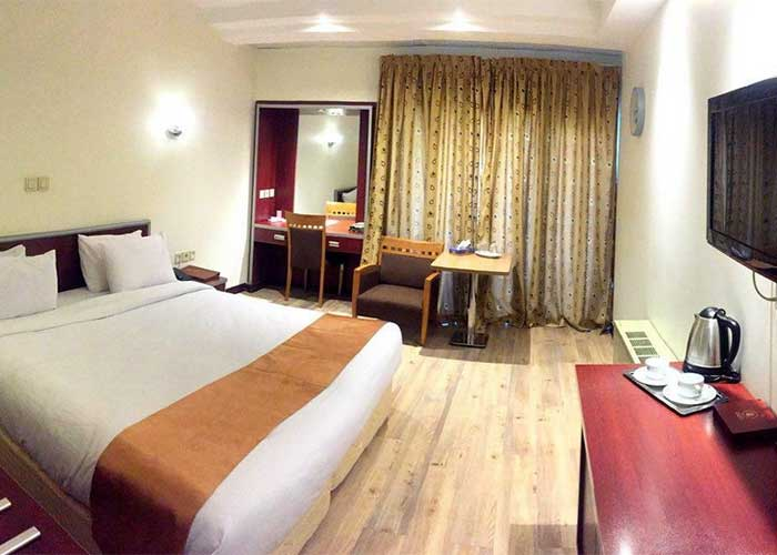 عکس هتل پیروزی اصفهان