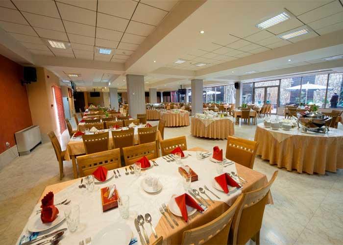 تصاویر رستوران هتل پیروزی اصفهان