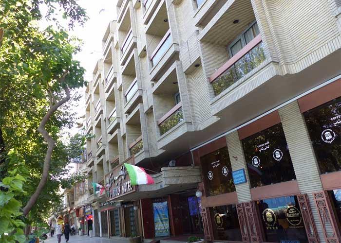 ساختمان هتل پیروزی اصفهان