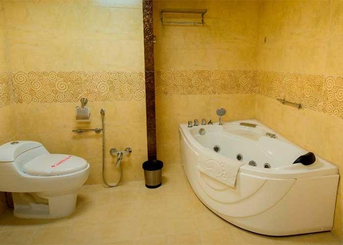 سوریس بهداشتی هتل پیروزی اصفهان