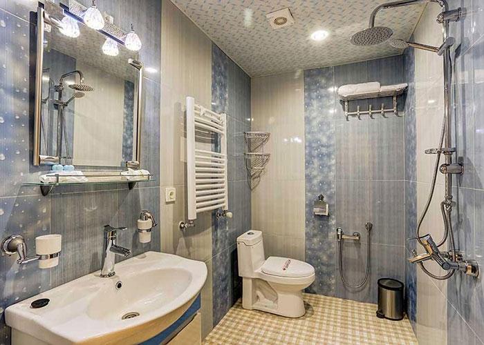 سرویس بهداشتی هتل راه و ما یزد