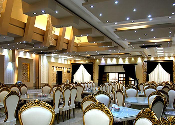 رستوران هتل راه و ما یزد