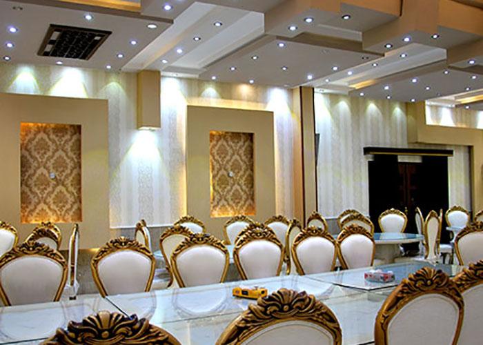 عکس رستوران هتل راه و ما یزد