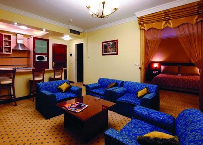 هتل رامتین تهران