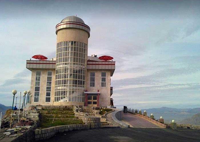 ساختمان رصد خانه کاسین خرم آباد