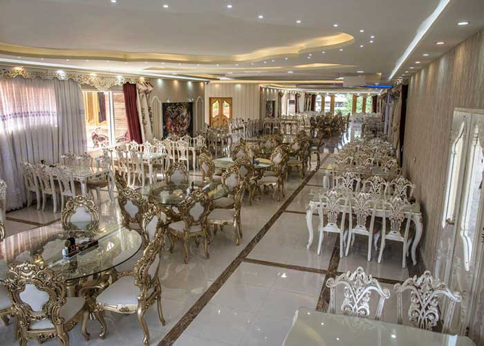 سالن چند منظوره هتل راتینس ماسال